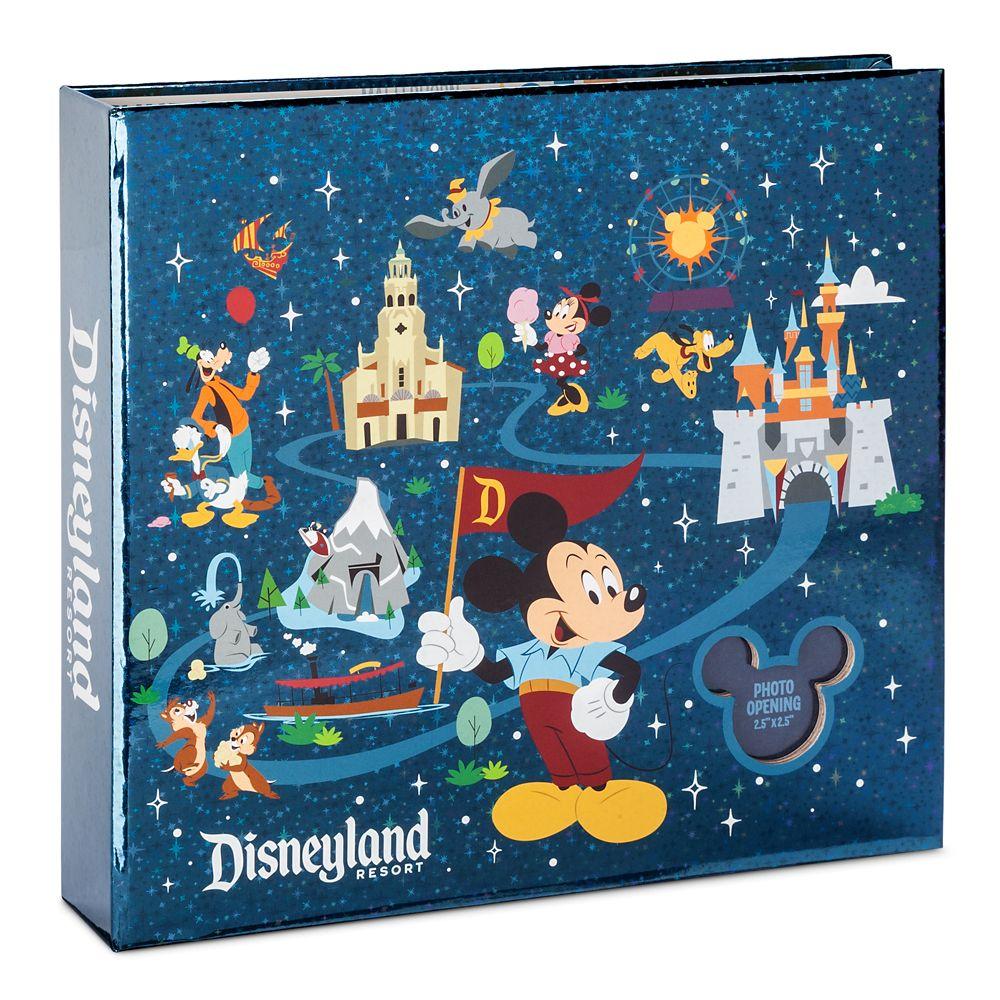 Mickey Mouse and Friends Photo Album – Disneyland – Medium
