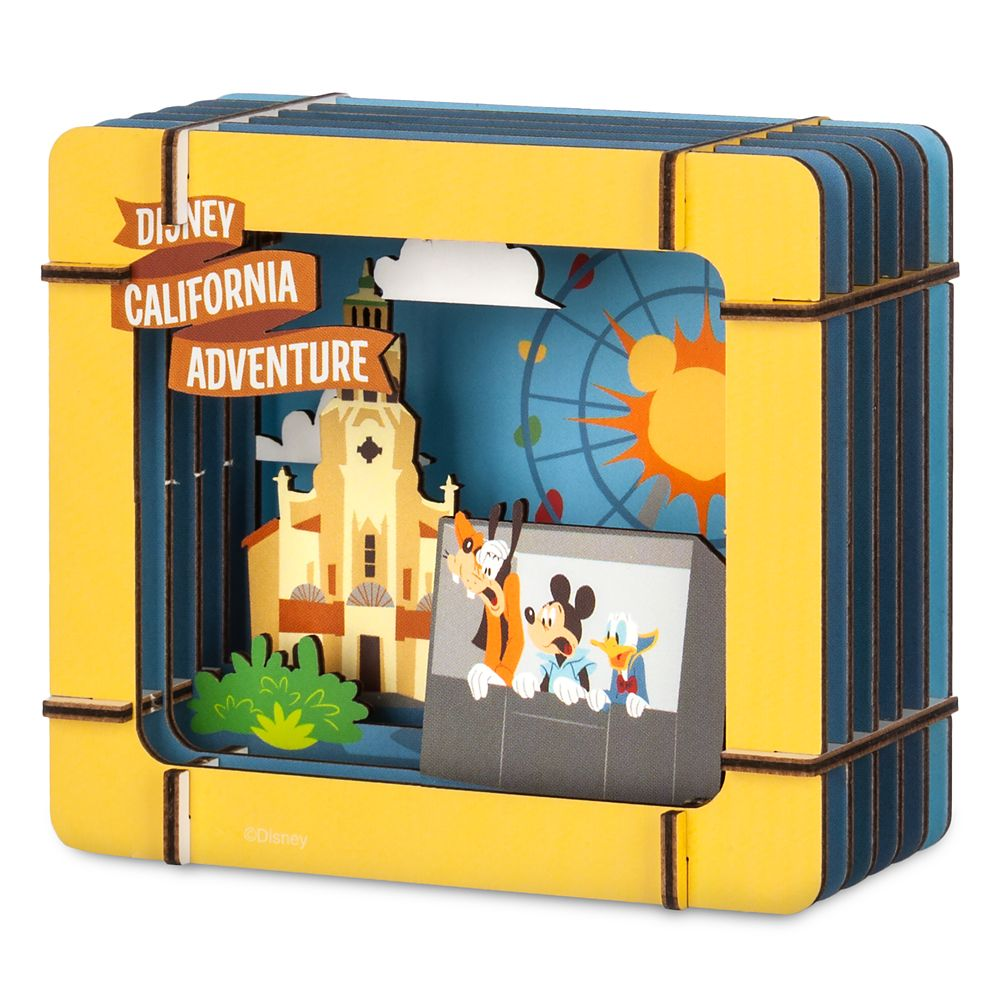 Mickey Mouse and Friends Diorama Kit – Disney California Adventure