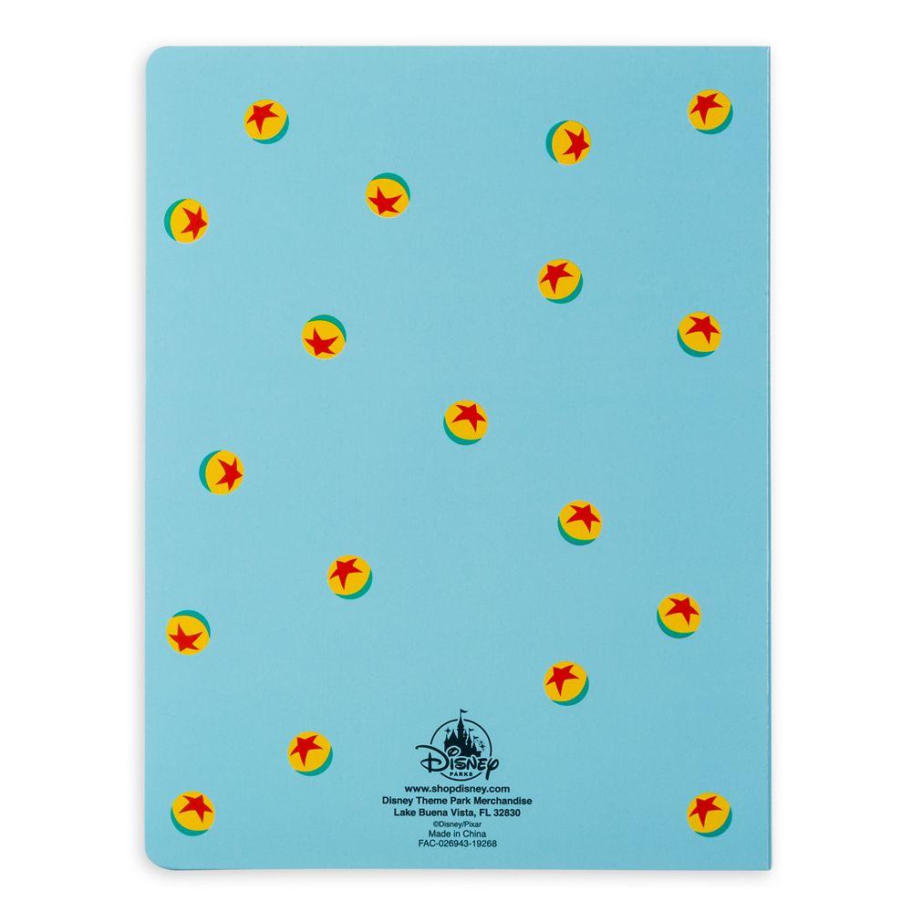 The World of Pixar Notepad Set