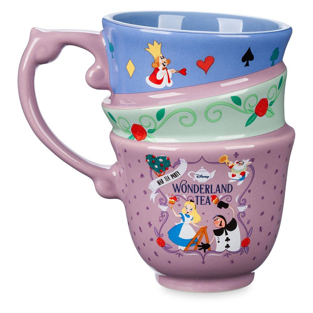 Alice in Wonderland Mad Tea Party Mug