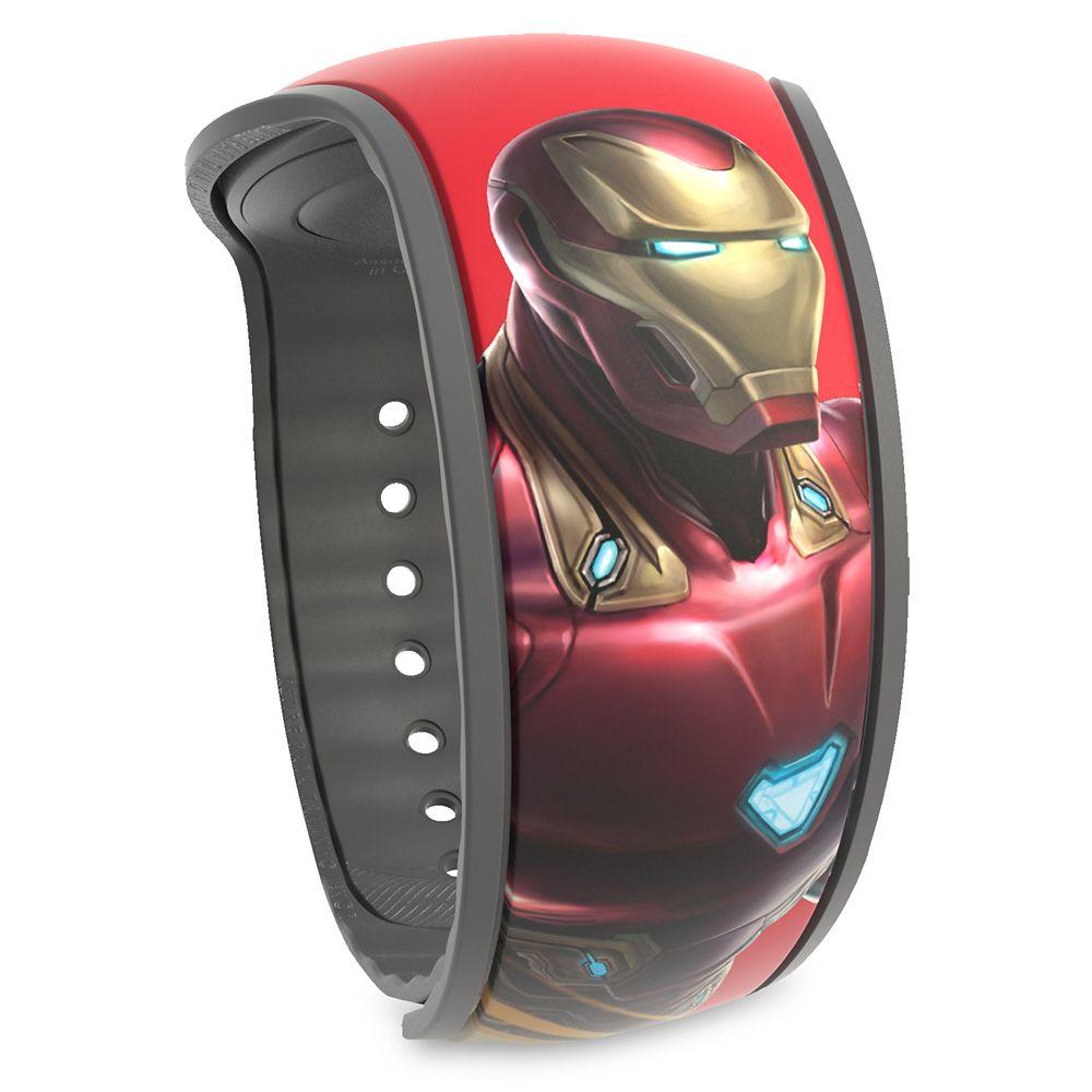 Iron Man MagicBand 2 – Marvel's Avengers