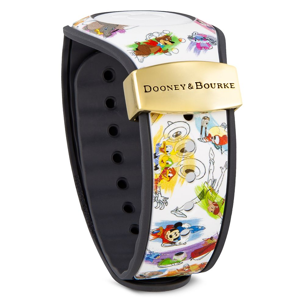 Disney Ink & Paint MagicBand 2 by Dooney & Bourke – Limited Edition