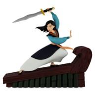 Mulan Figurine