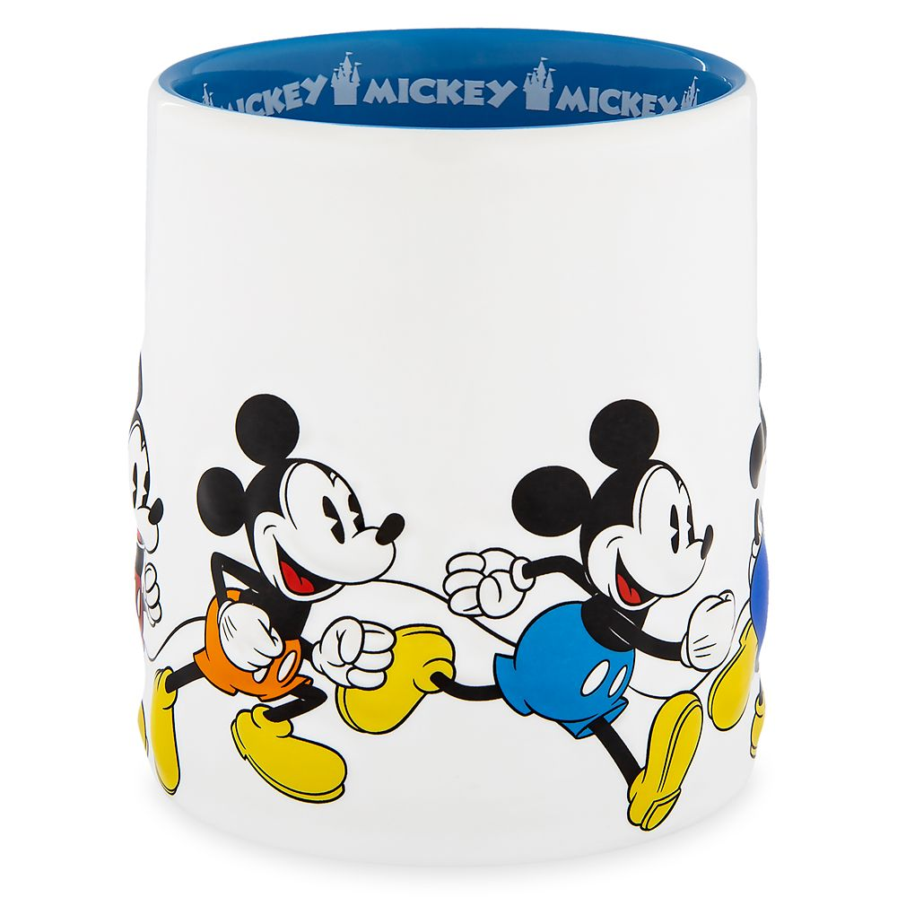 Mickey Mouse Multiple Mickeys Mug