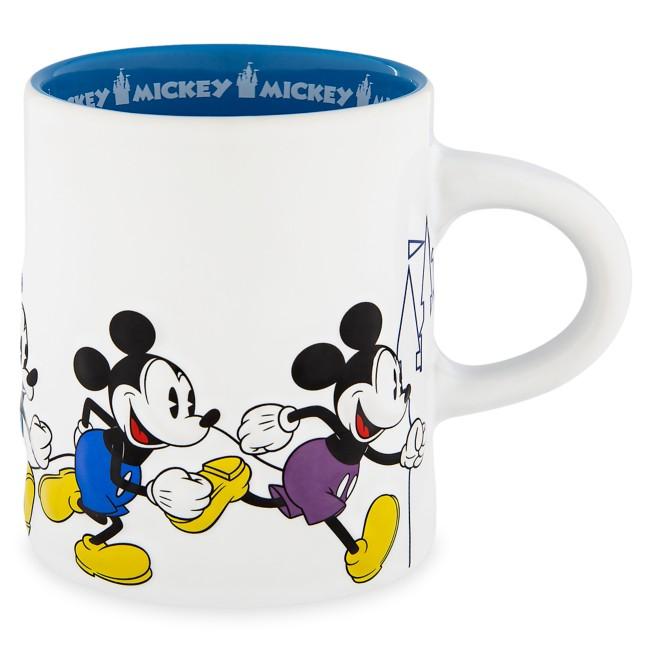 Mickey Mouse Multiple Mickeys Mug