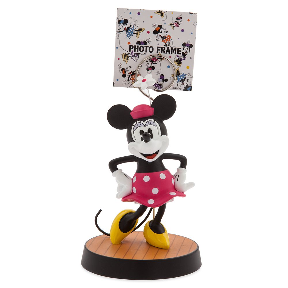 Minnie Mouse Photo Clip Frame