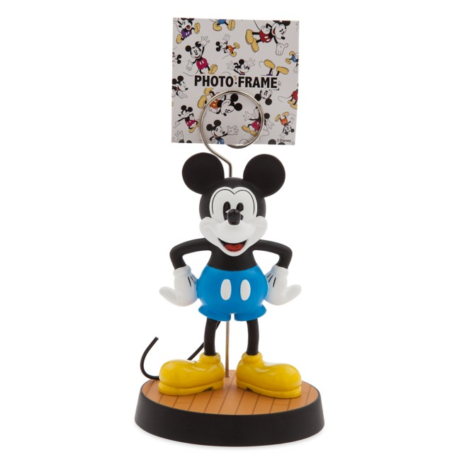 Mickey Mouse Photo Clip Frame