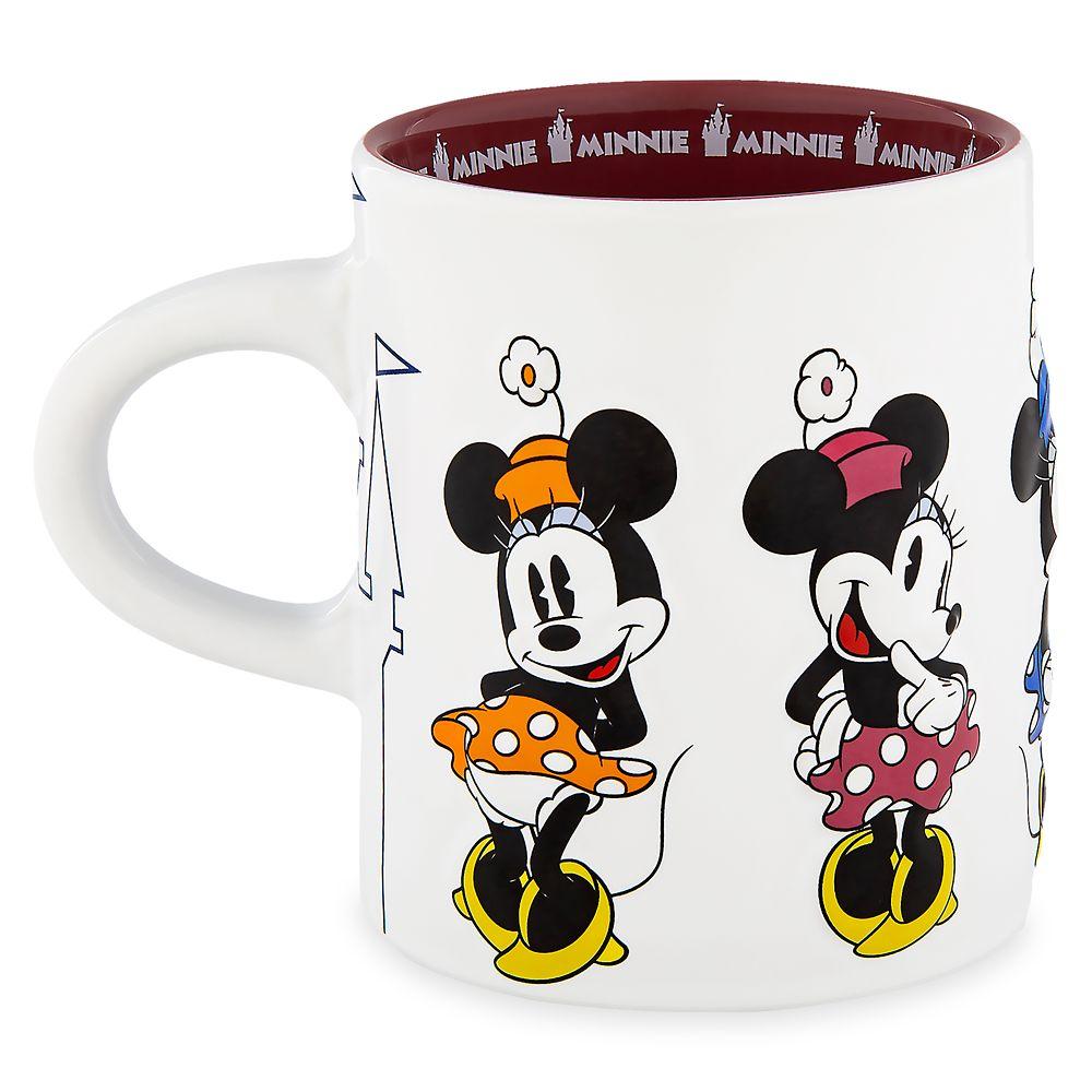 Minnie Mouse Multiple Minnies Mug