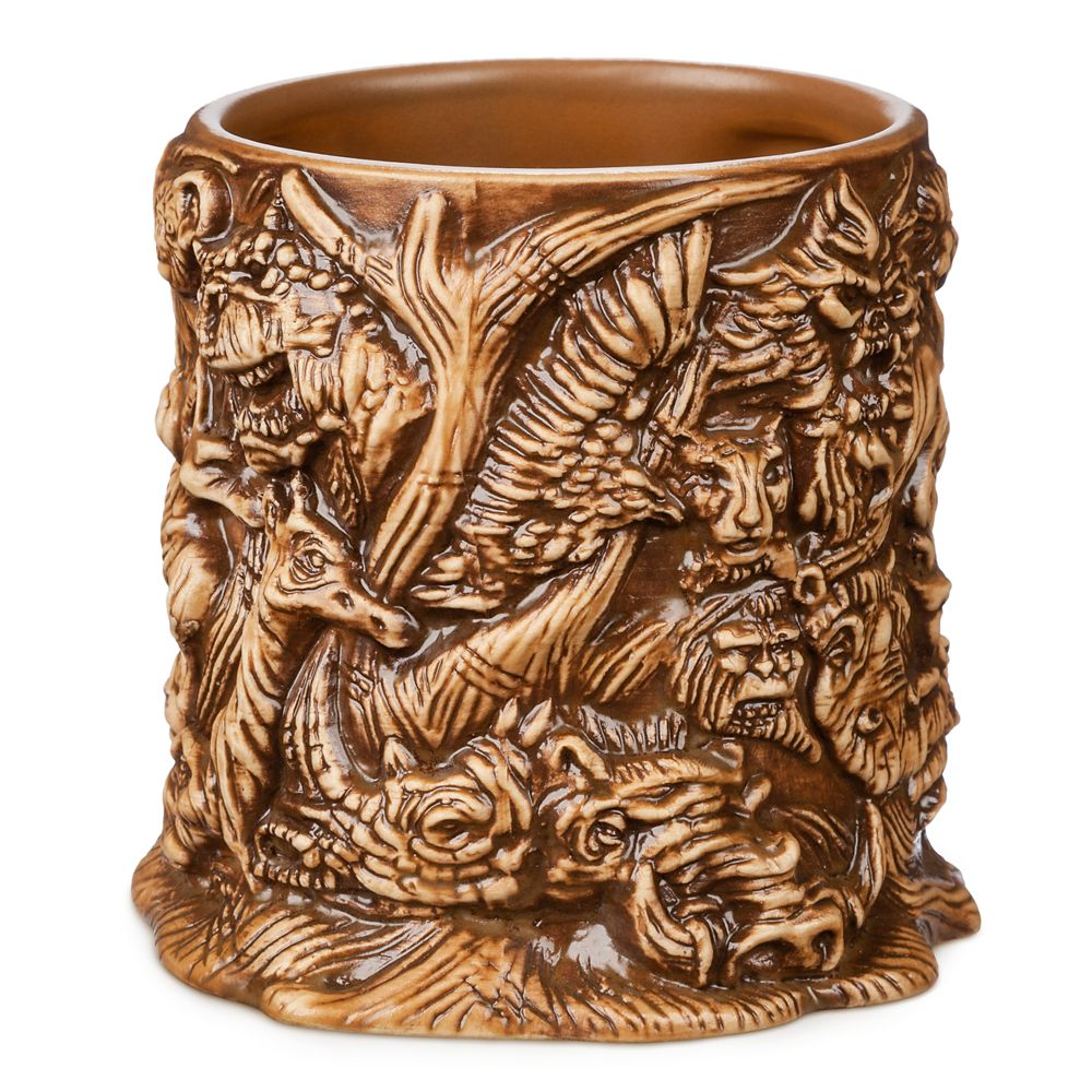 Tree of Life Sculpted Mug – Animal Kingdom