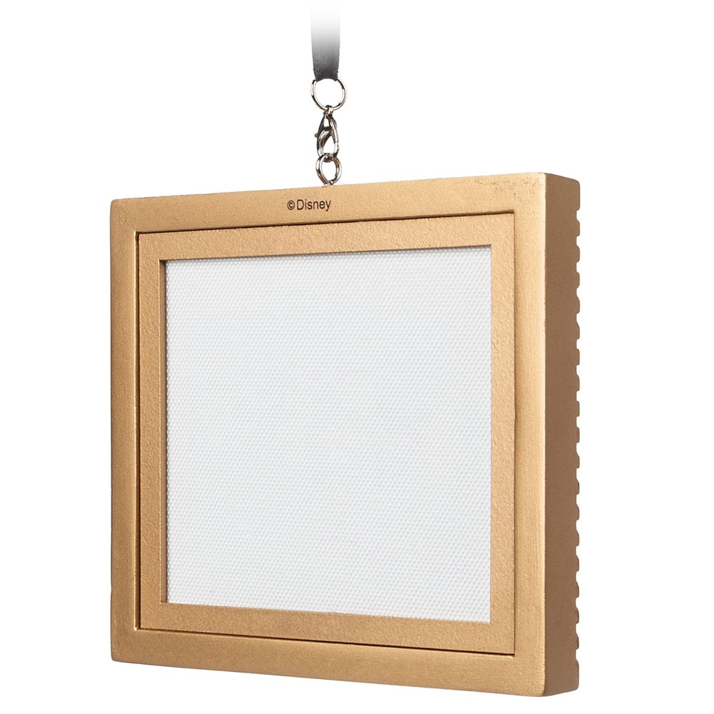 The Three Caballeros Framed Canvas Ornament