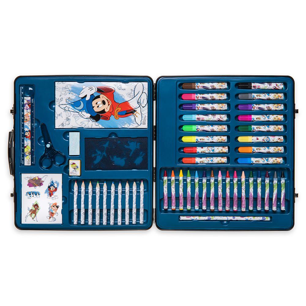 Disney Ink & Paint Tin Case Art Kit