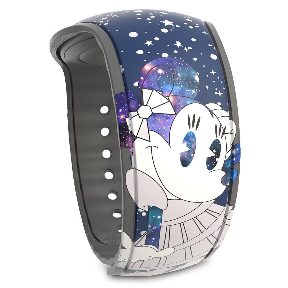 Minnie Mouse: The Main Attraction MagicBand 2 – Space Mountain – Limited Release