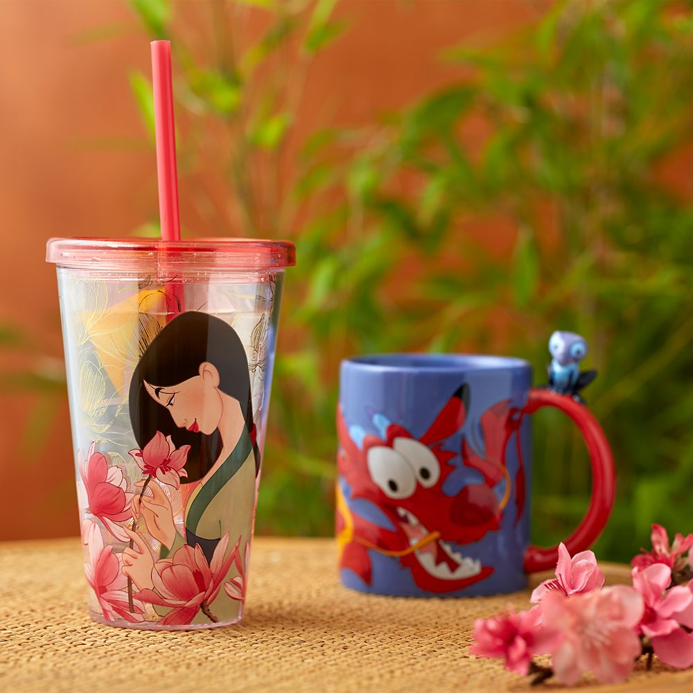 Mushu and Cri-Kee Mug