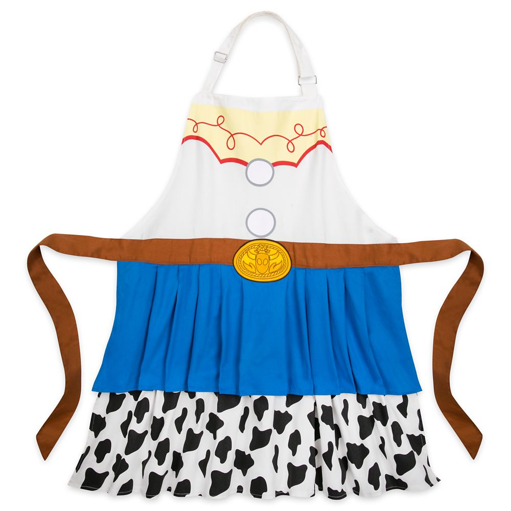 Jessie Costume Apron for Adults – Toy Story