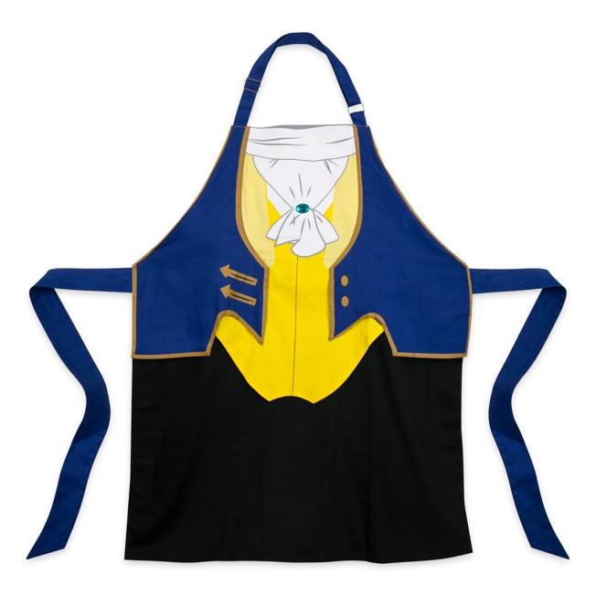 Beast Costume Apron for Adults – Beauty and the Beast