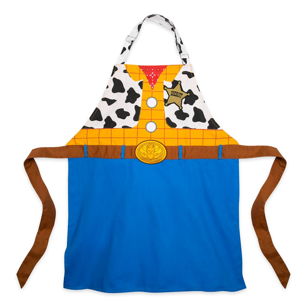 Woody Costume Apron for Adults – Toy Story