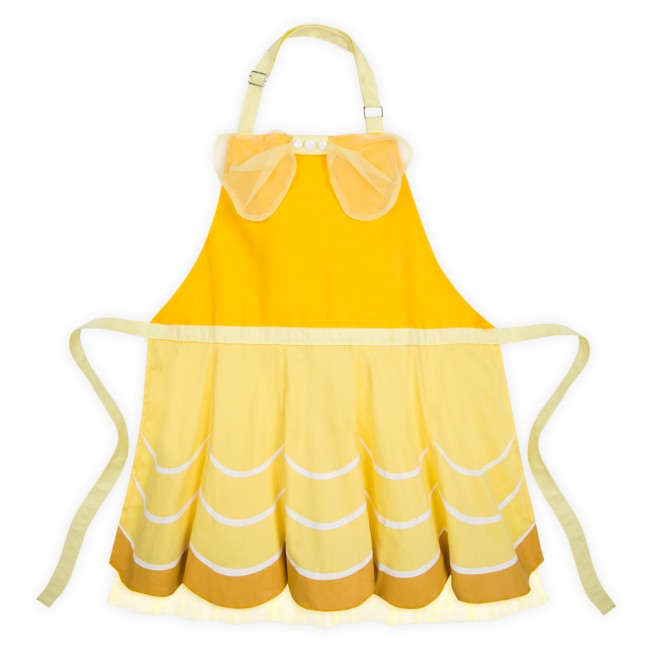Belle Costume Apron for Adults – Beauty and the Beast