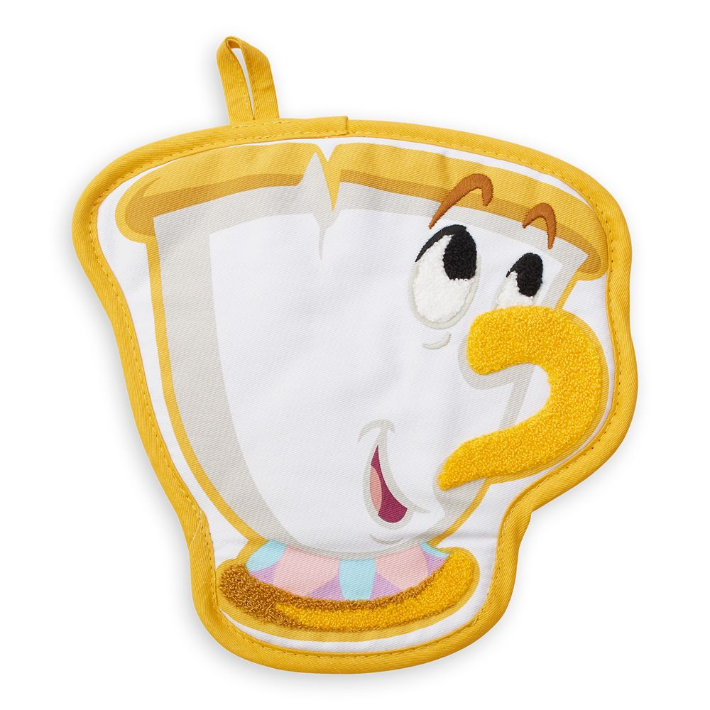Chip Pot Holder – Beauty and the Beast