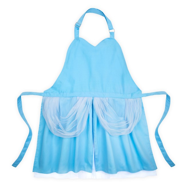 Cinderella Costume Apron for Adults