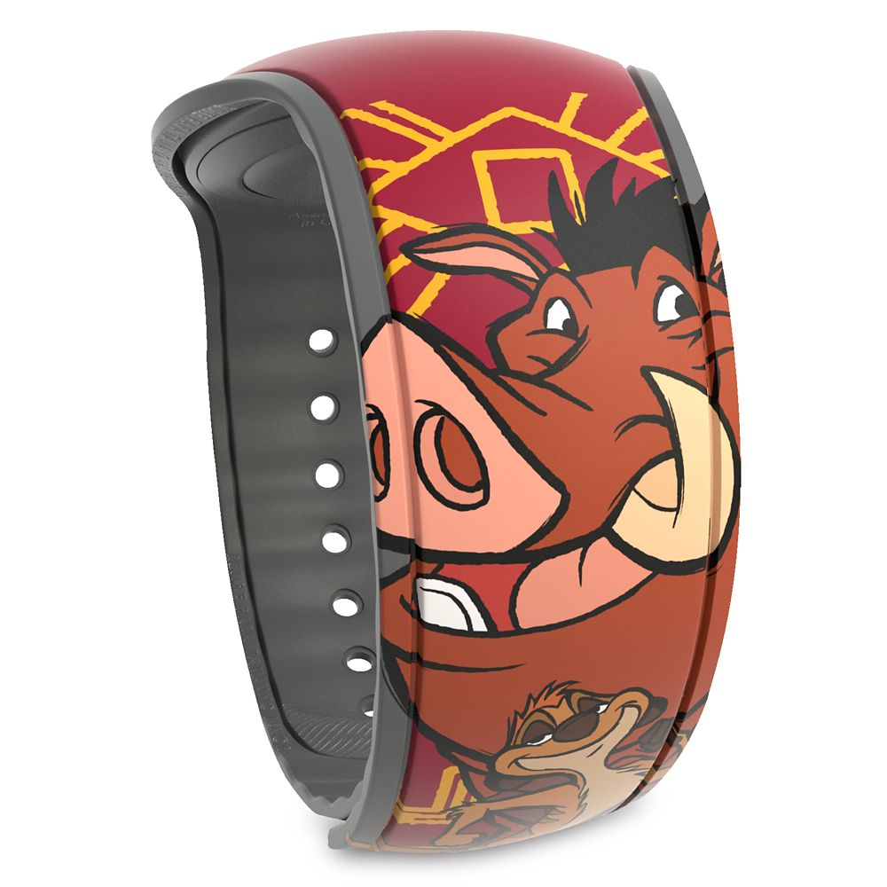 Timon and Pumbaa MagicBand 2 – Disney's Animal Kingdom
