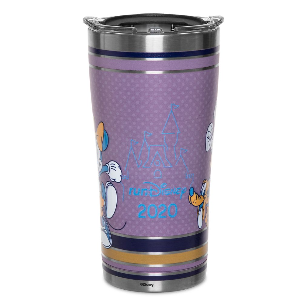 Mickey Mouse and Friends Stainless Steel Travel Tumbler by Tervis – runDisney 2020