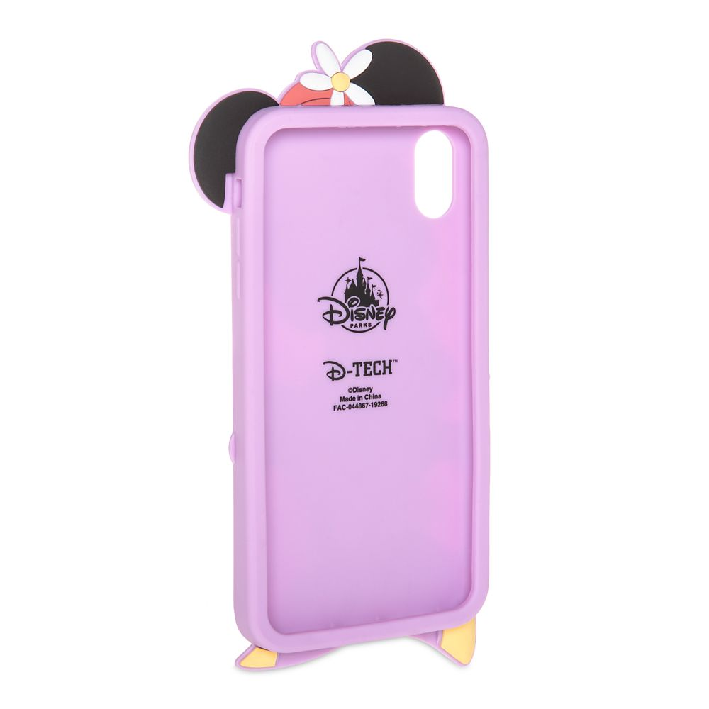 Minnie Mouse Silicone iPhone X/XS Case