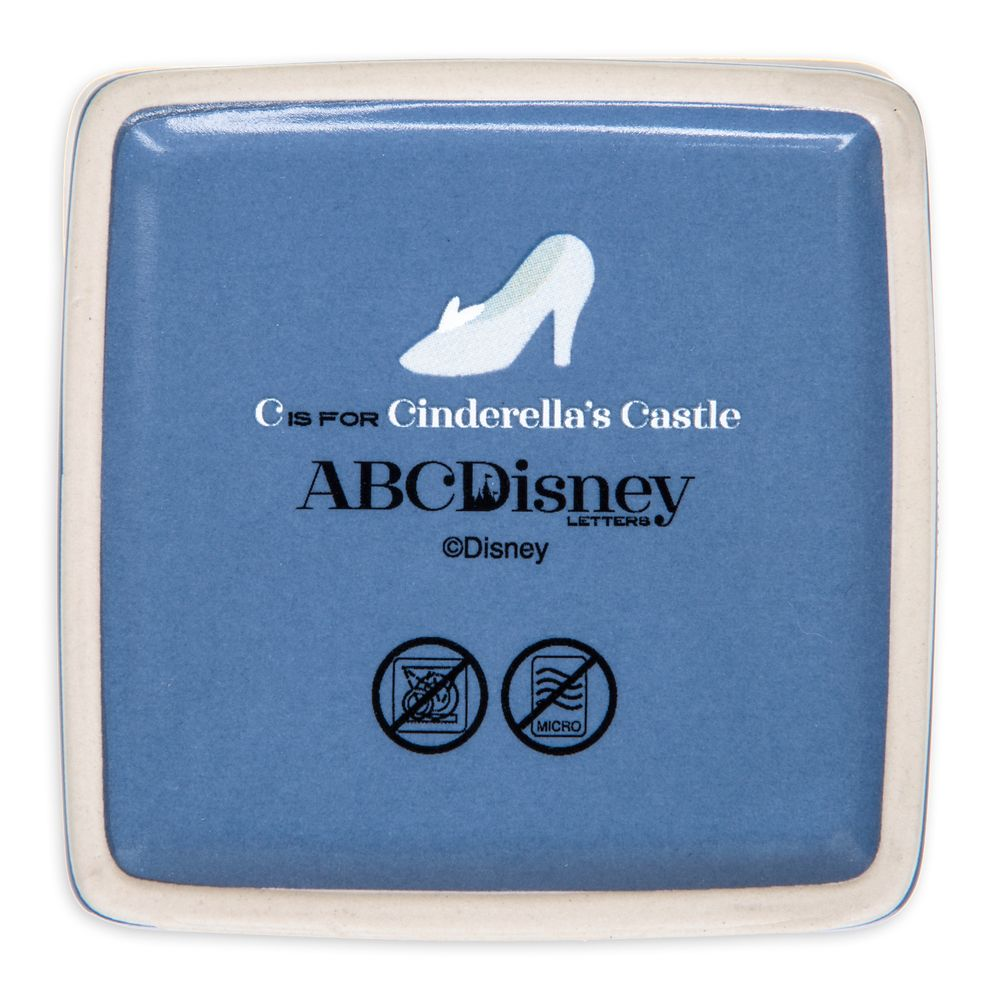 Disney Parks ABC Trinket Box – C – Walt Disney World