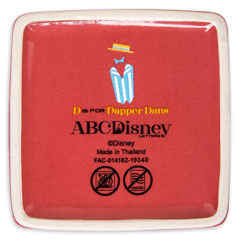 Disney Parks ABC Trinket Box – D