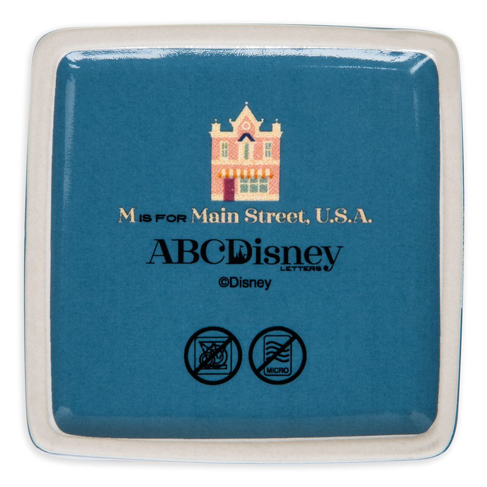 Disney Parks ABC Trinket Box – M – Walt Disney World