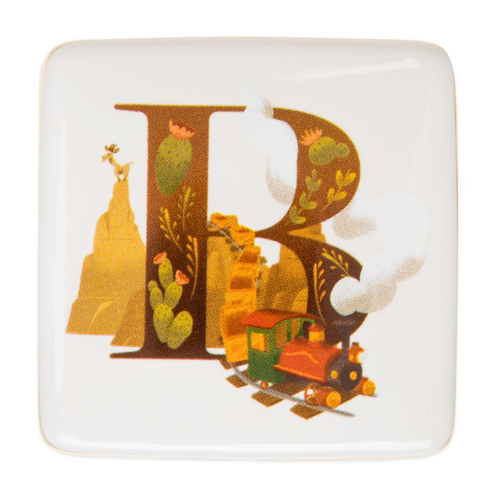 Disney Parks ABC Trinket Box – B