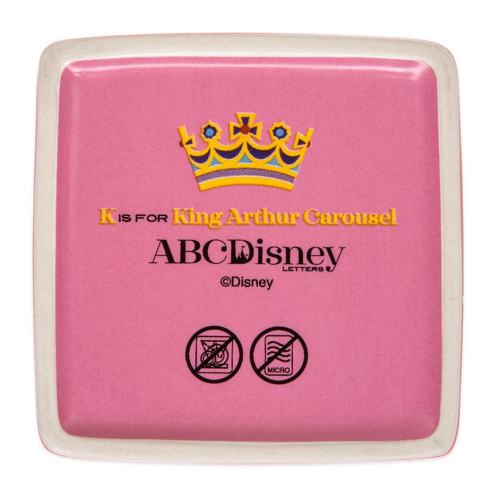 Disney Parks ABC Trinket Box – K – Disneyland