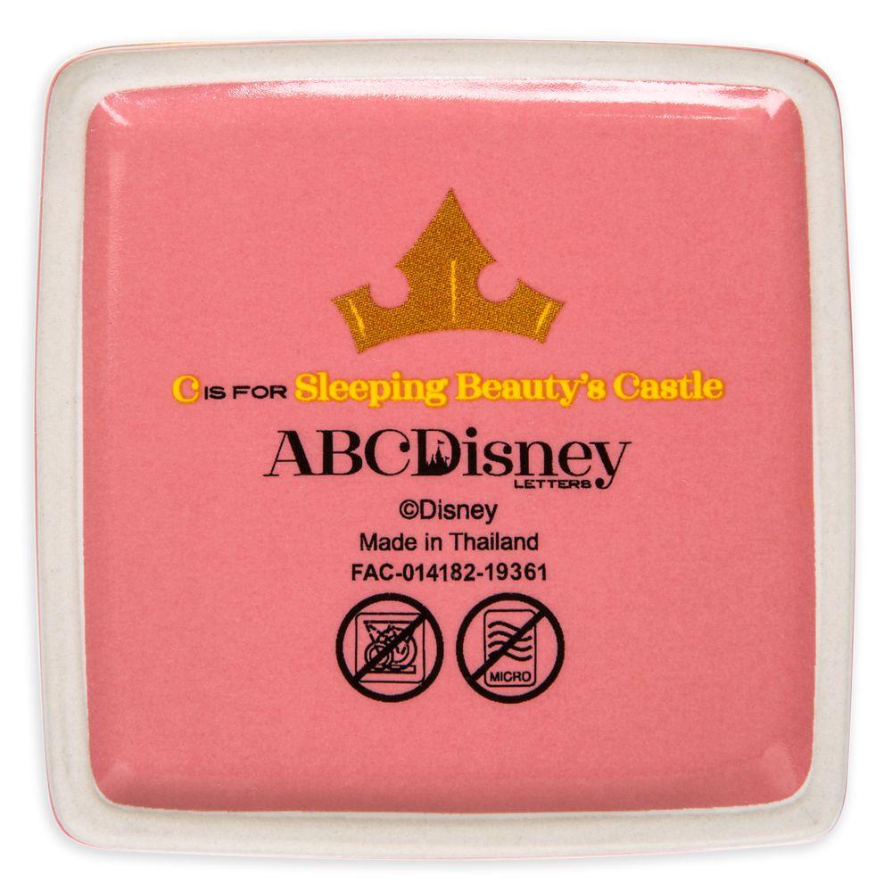 Disney Parks ABC Trinket Box – C – Disneyland