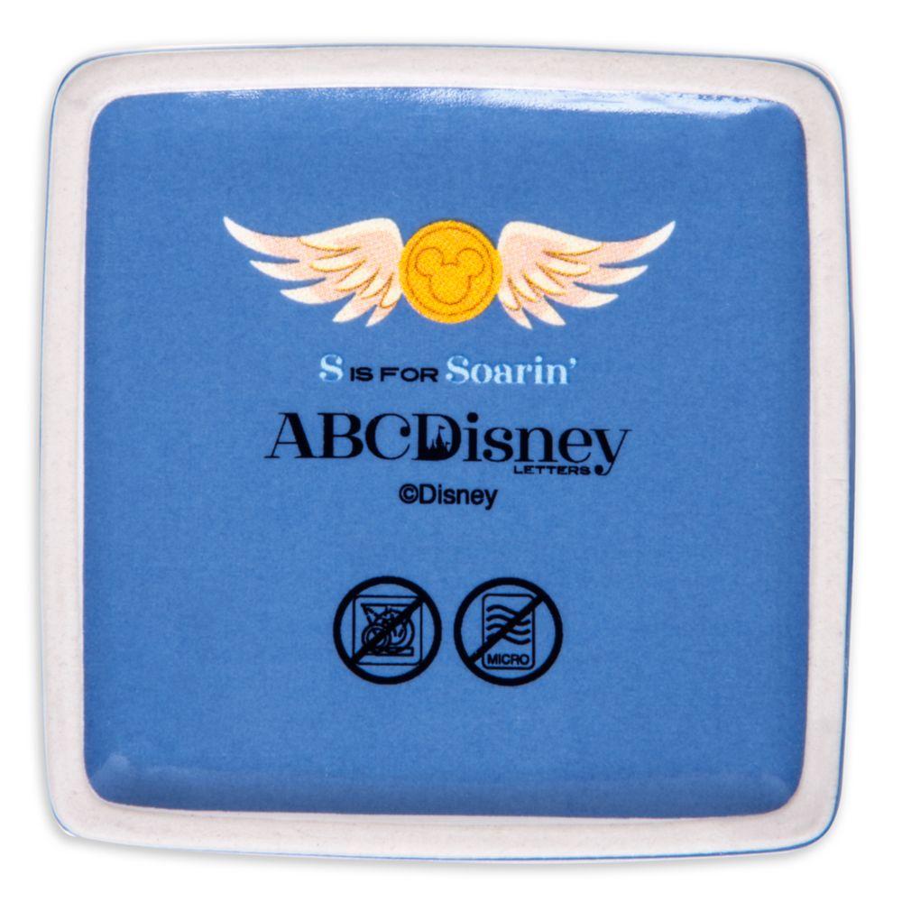 Disney Parks ABC Trinket Box – S