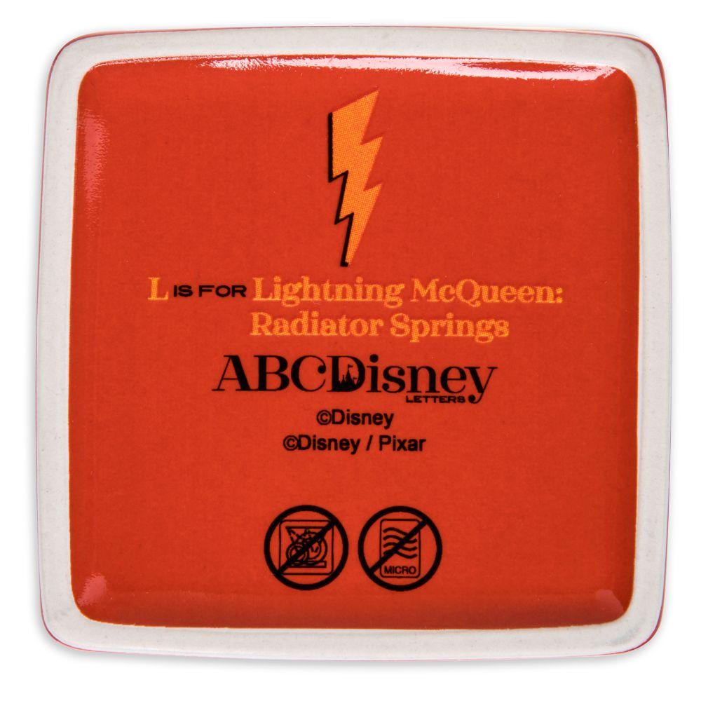 Disney Parks ABC Trinket Box – L – Disneyland