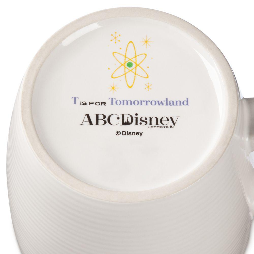 Disney Parks ABC Mug – T