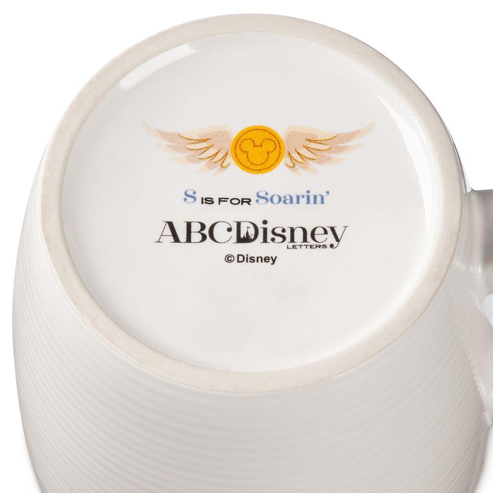 Disney Parks ABC Mug – S