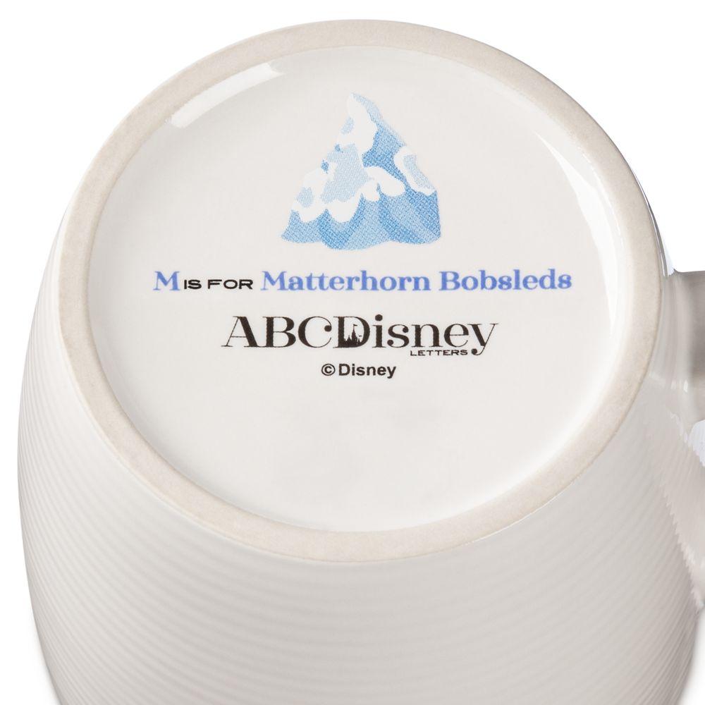 Disney Parks ABC Mug – M – Disneyland
