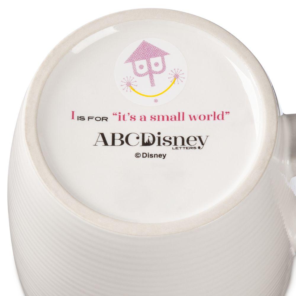 Disney Parks ABC Mug – I