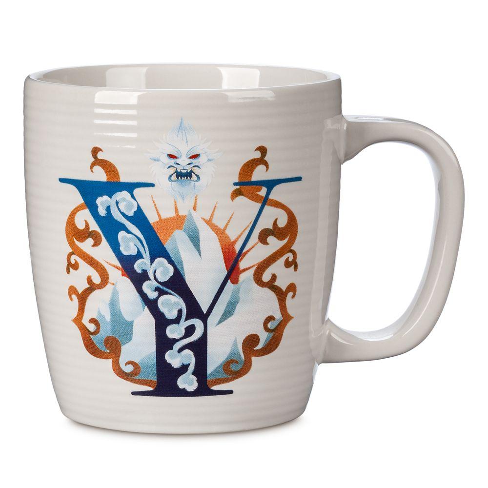Disney Parks ABC Mug – Y – Walt Disney World