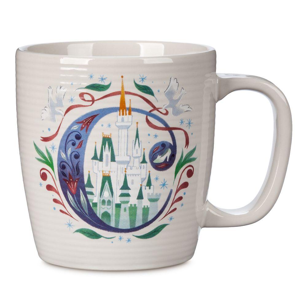 Disney Parks ABC Mug – C – Walt Disney World