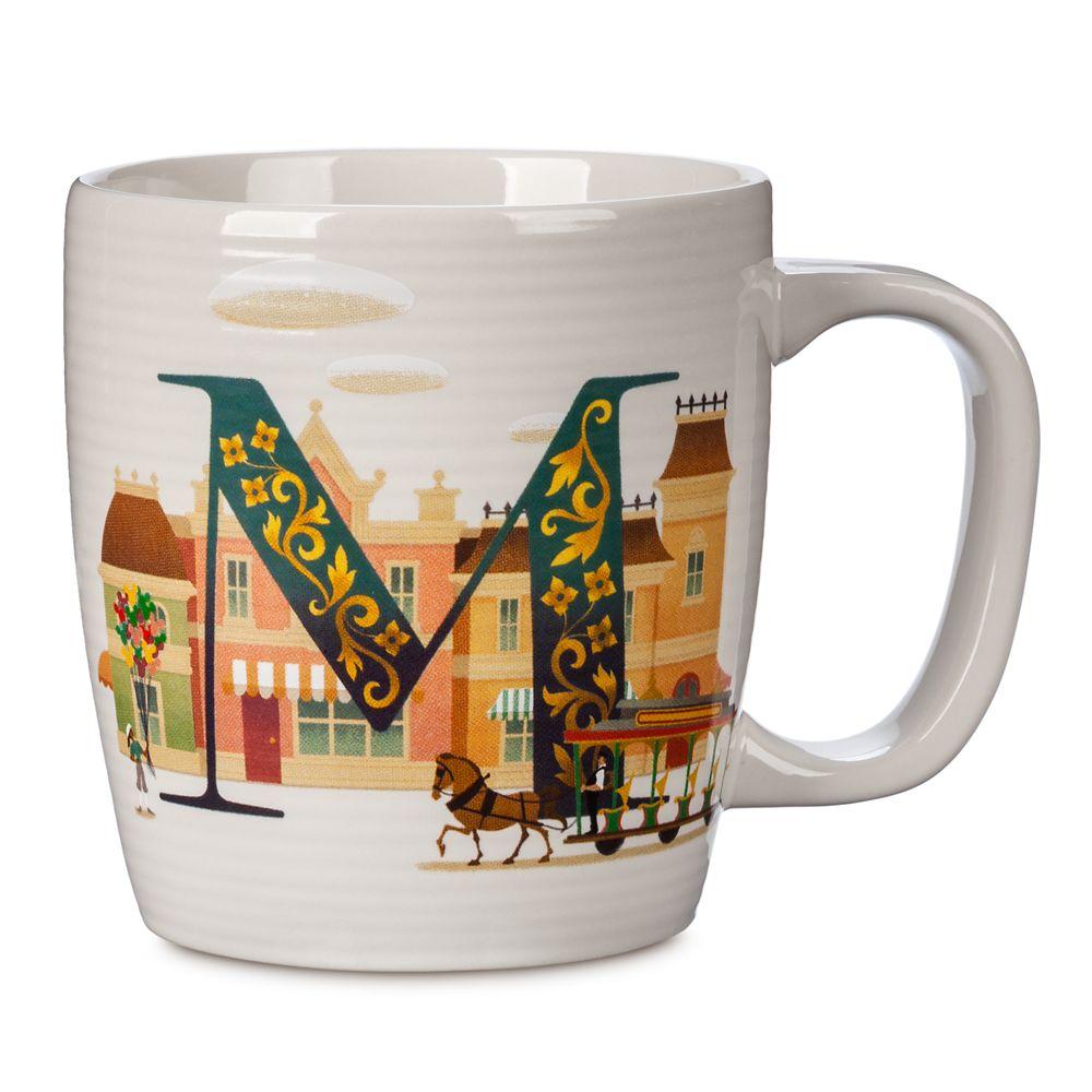 Disney Parks ABC Mug – M – Walt Disney World