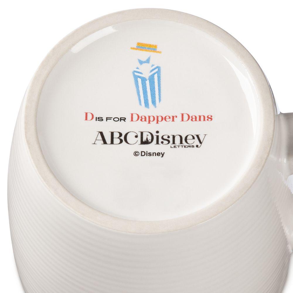 Disney Parks ABC Mug – D