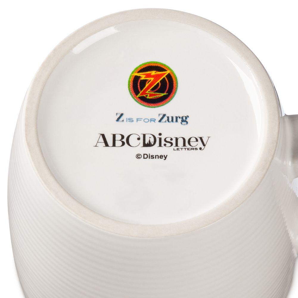 Disney Parks ABC Mug – Z