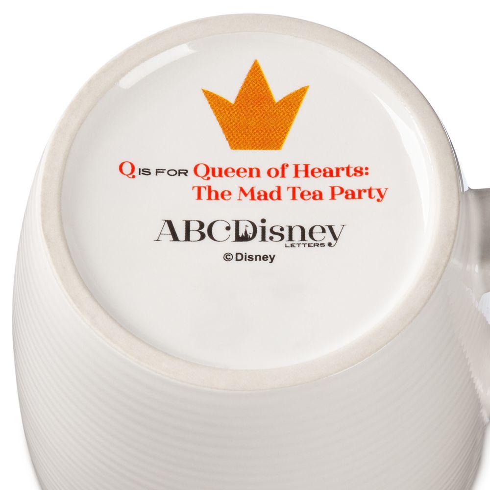 Disney Parks ABC Mug – Q