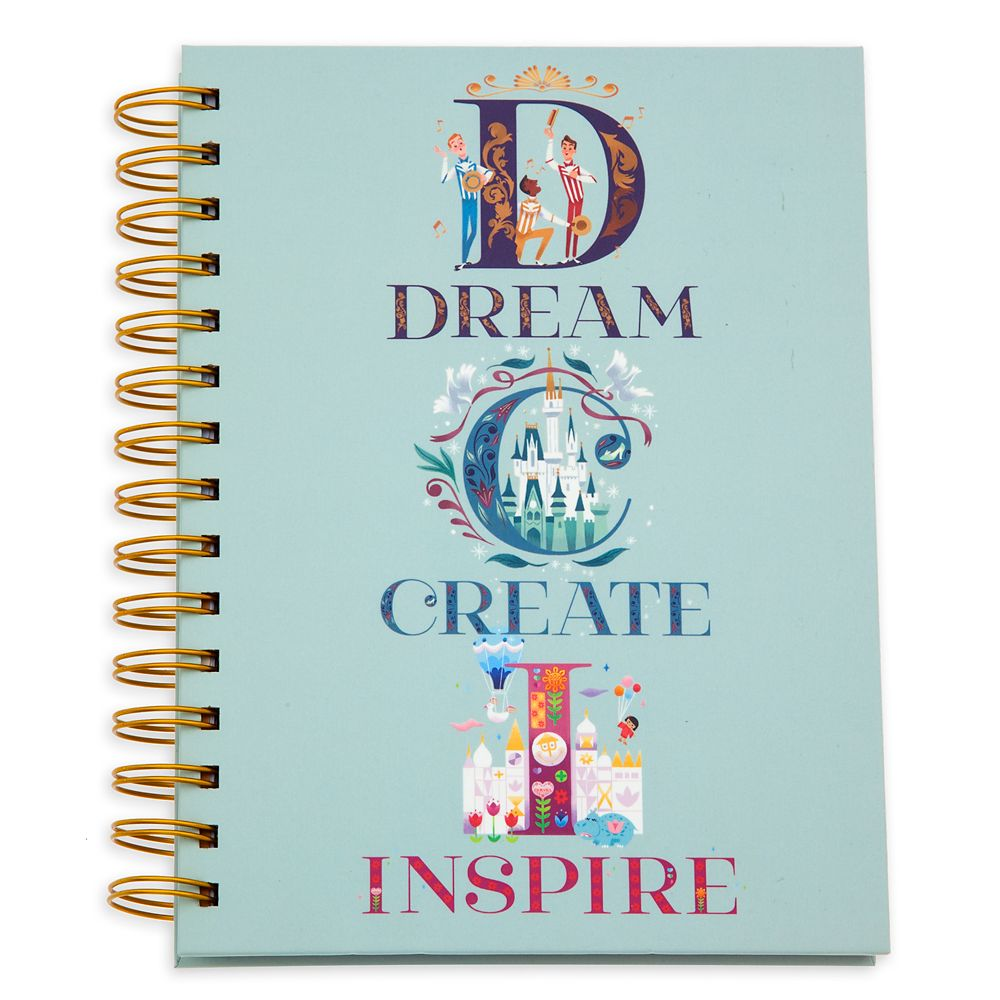 Disney Parks ABC Journal