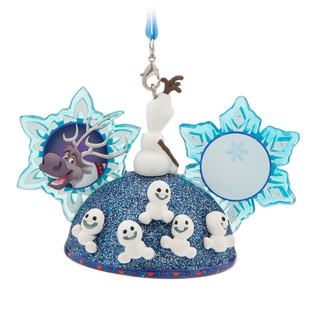 Frozen Ever After Ear Hat Ornament – Epcot