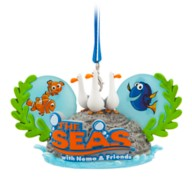 The Seas with Nemo & Friends Ear Hat Ornament – Epcot