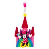 Minnie Mouse Fantasyland Castle Ornament