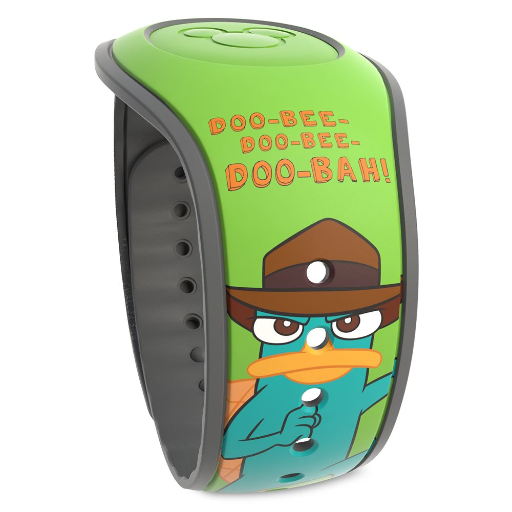 Phineas and Ferb MagicBand 2