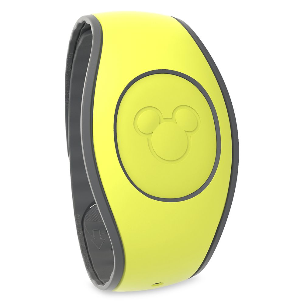 Disney Parks MagicBand 2 – Neon Yellow